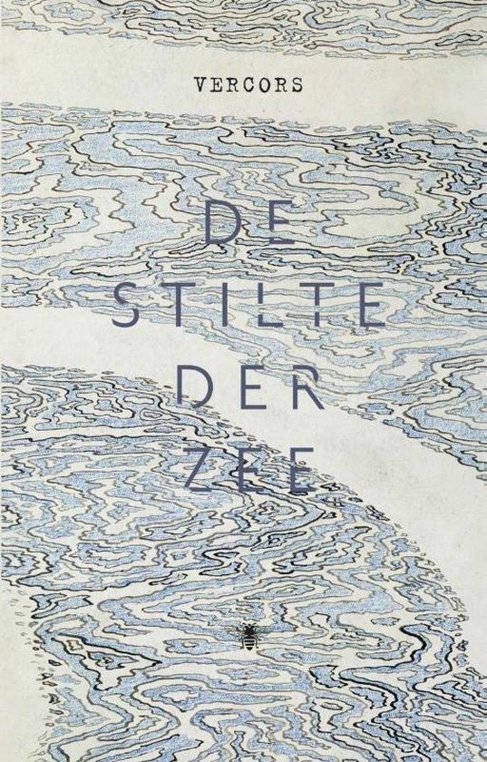 Boek cover De stilte der zee van Vercors (Hardcover)