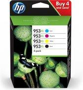 HP - 3HZ52AE - 953XL - Inktcartridge MultiPack
