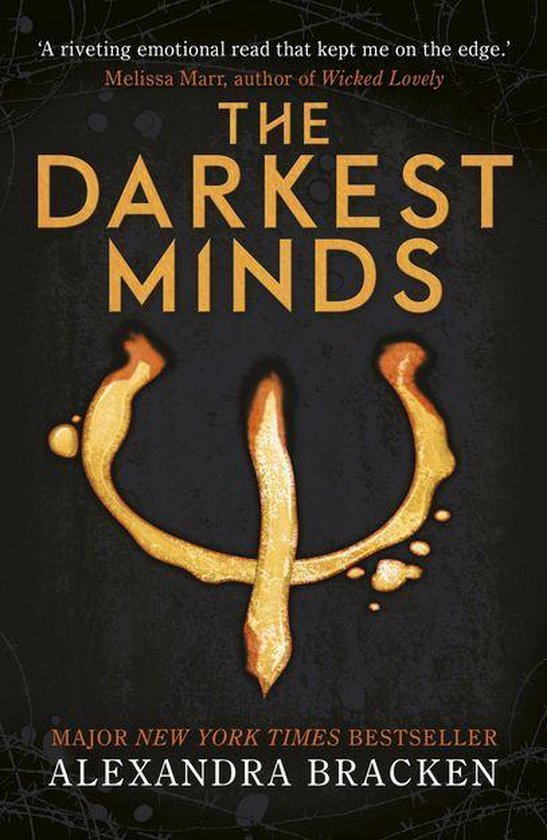 Boek cover The Darkest Minds van Alexandra Bracken (Onbekend)