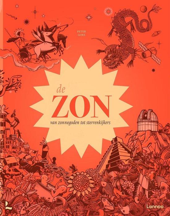 Boek cover De zon van Peter Goes (Hardcover)