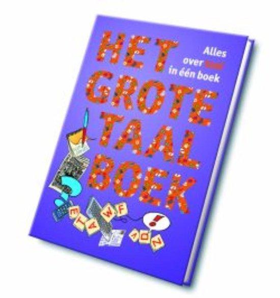 Boek cover Scala leuker leren  -  Het grote taalboek Overzicht van Wim Daniëls (Hardcover)