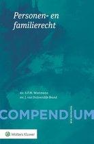 Omslag Compendium van het personen- en familierecht