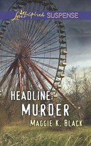 Omslag Headline: Murder (Mills & Boon Love Inspired Suspense)