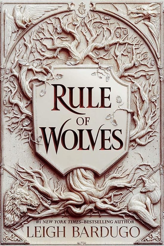Boek cover Rule of Wolves (King of Scars Book 2) van Leigh Bardugo (Paperback)