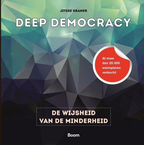 Boek cover Deep Democracy van Jitske Kramer (Hardcover)
