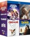 Ready Player One + Gremlins + Les Goonies + Le Géant de fer - Coffret 4 Blu-Ray