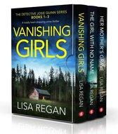 The Detective Josie Quinn Series: Books 1–3