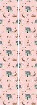 KEK Amsterdam Wallpaper Forest Animals