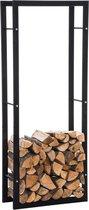 Clp Keri V2 Brandhoutrek - Zwart - Zwart 60 x 25 x 100 cm