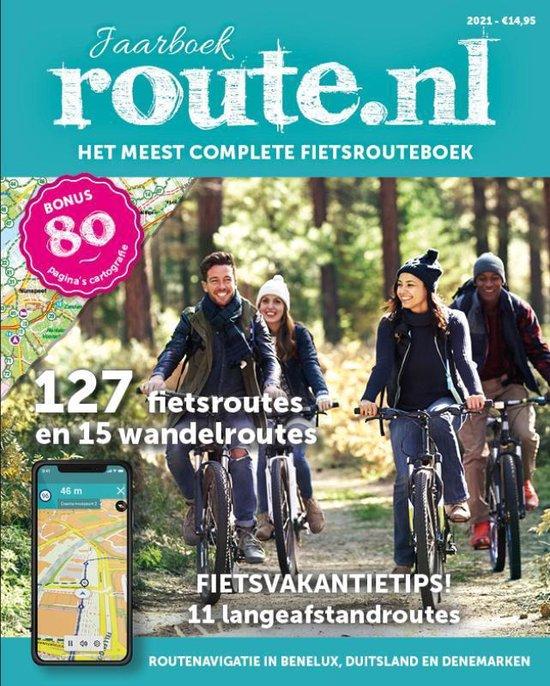 Boek cover Route.nl Jaarboek 2021 van  (Paperback)