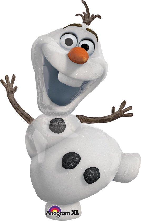 AMSCAN - Folie ballon van Olaf uit Frozen - Decoratie > Ballonnen