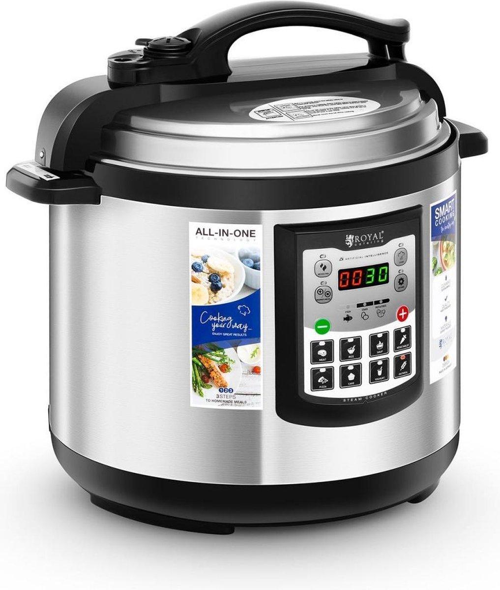 Royal Catering Multicooker 8 liter 1.250 W online kopen