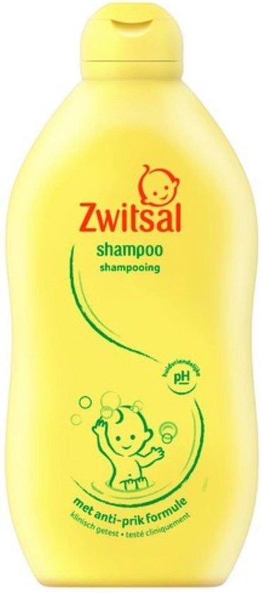 Zwitsal Baby - Shampoo - 3 x 500ml - Voordeelverpakking