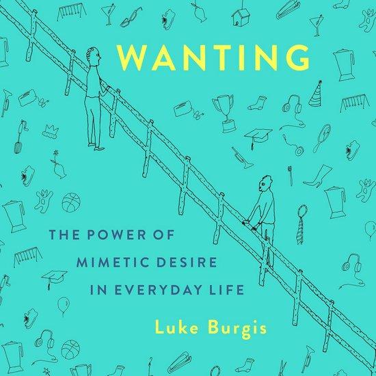 Boek cover Wanting van Luke Burgis (Onbekend)