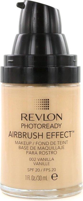 Revlon Foundation Photoready Airbrush Effect 002 Vanilla