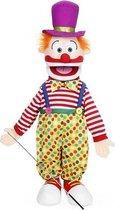 Handpop Clown Sillypuppets 25''
