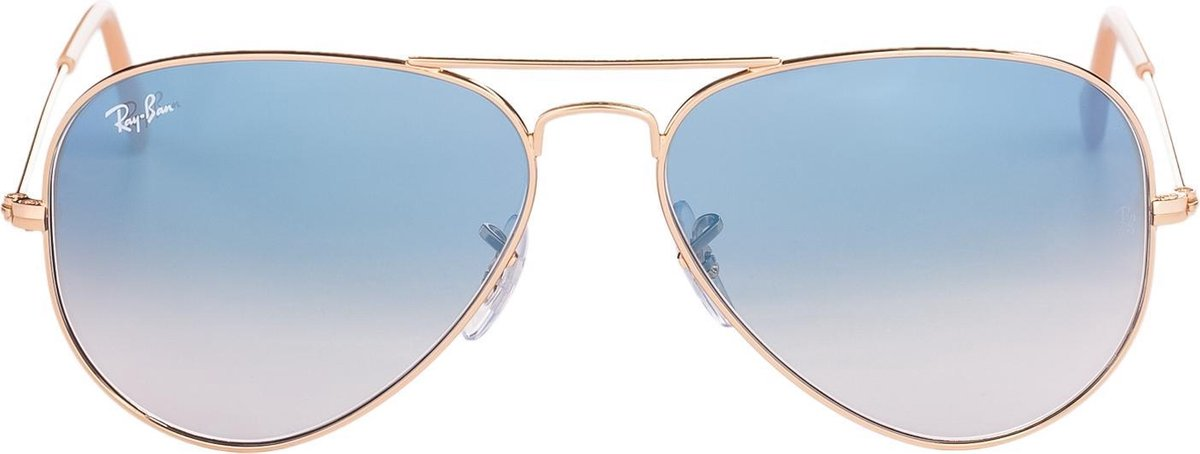Ray-Ban Aviator zonnebril Gold RB3025 001/3F - Goud - Ray-Ban