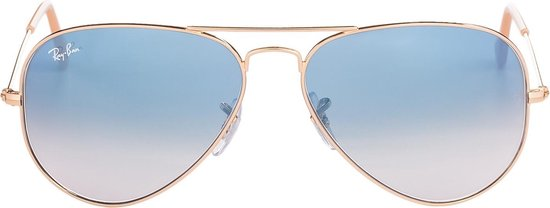 Ray-Ban Aviator zonnebril Gold RB3025 001/3F - Goud