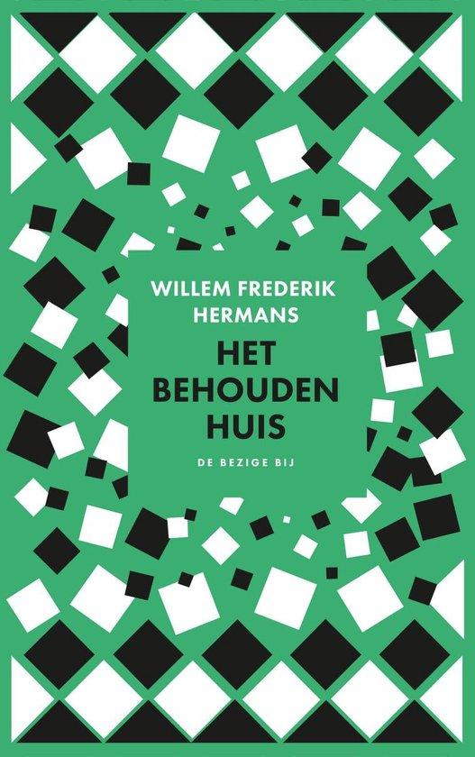 Boek cover Het behouden huis van Willem Frederik Hermans (Onbekend)