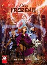 Boek cover Disney Frozen II van