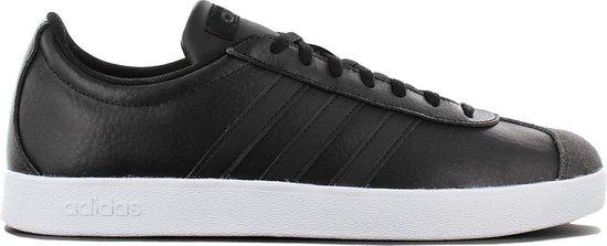 adidas Vl Court DA9885 Heren Sneaker Sportschoenen Schoenen Zwart - Maat EU 44 2/3 UK 10