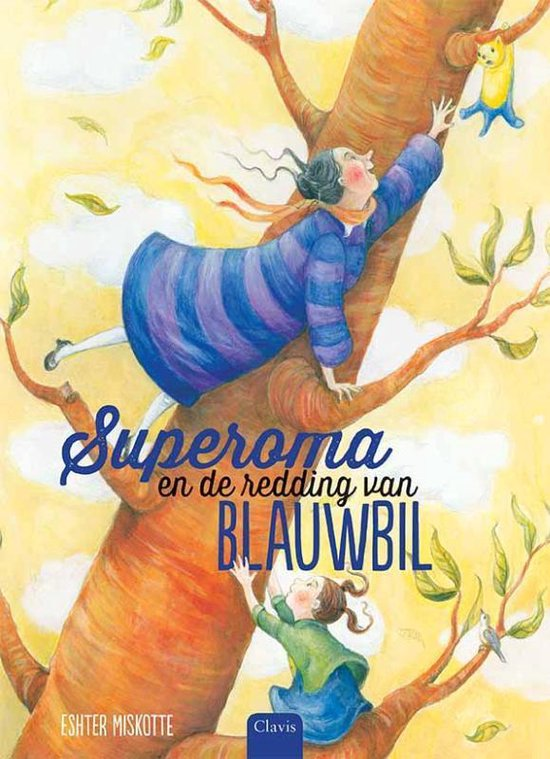 Superoma en de redding van blauwbil - Esther Miskotte | Readingchampions.org.uk