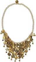 Rubie's Ketting Collier Dames Goud One Size