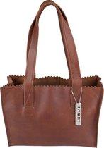 MYOMY My Paper Bag Dames Handtas - Bruin