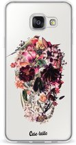 Casetastic Softcover Samsung Galaxy A3 (2016) - Transparent Skull