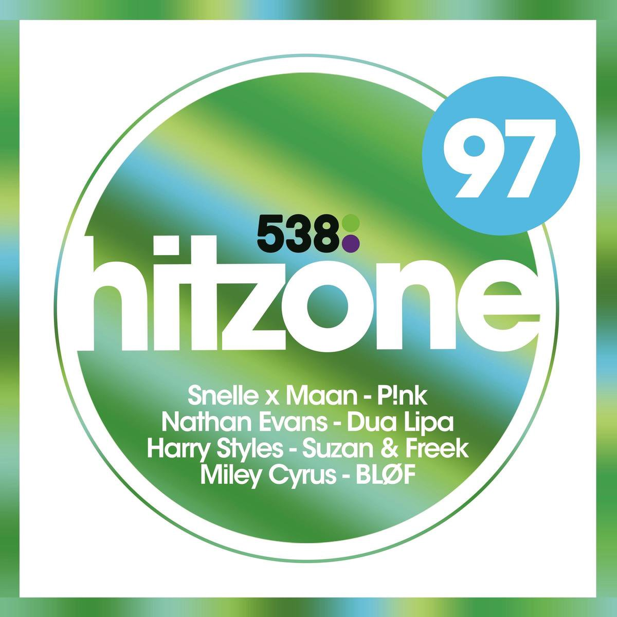 538 Hitzone 97 op De Prijzenvolger