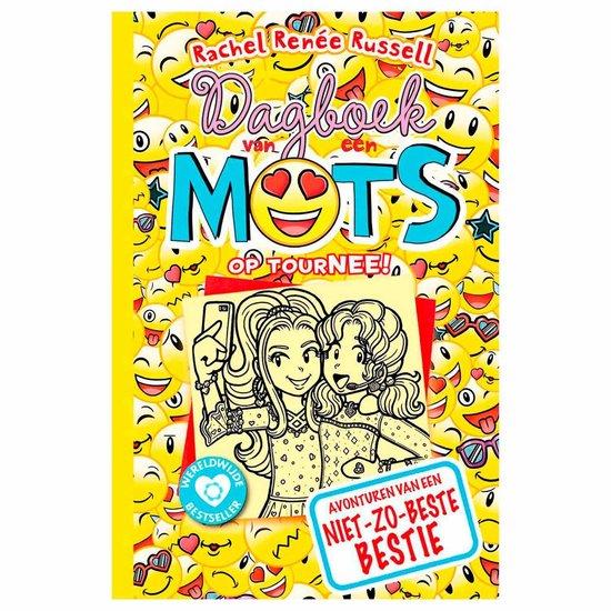 Boek Dagboek van een Muts op TourNee