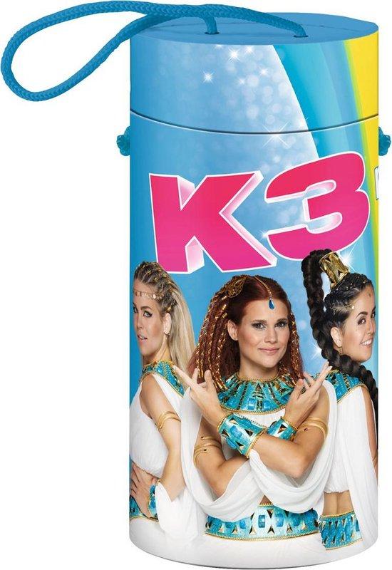 K3 – Dans Van De Farao Puzzel (100 Stukjes) En Poster In Koker