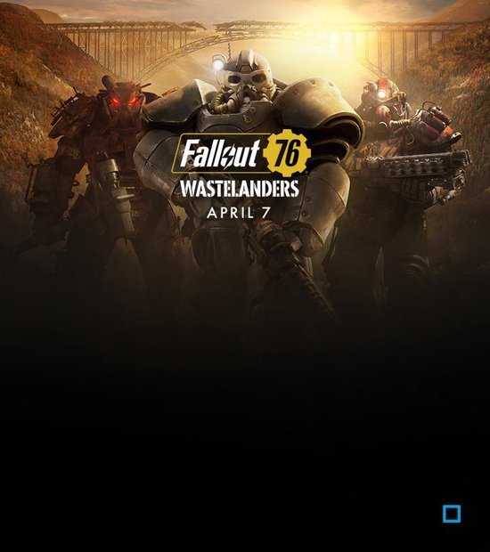 Fallout 76 Wastelanders - PS4