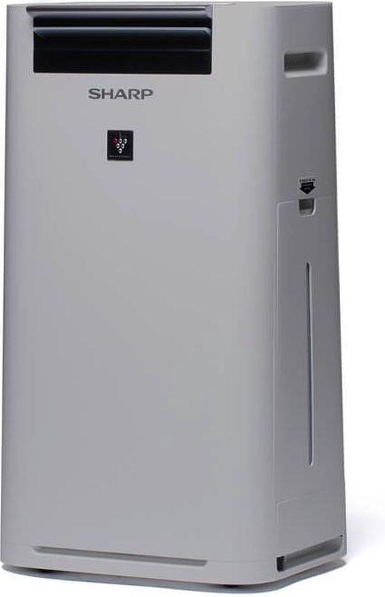 Sharp UA-HG40E-L – HEPA luchtreiniger met ionisator en bevochtiging – 28 m²