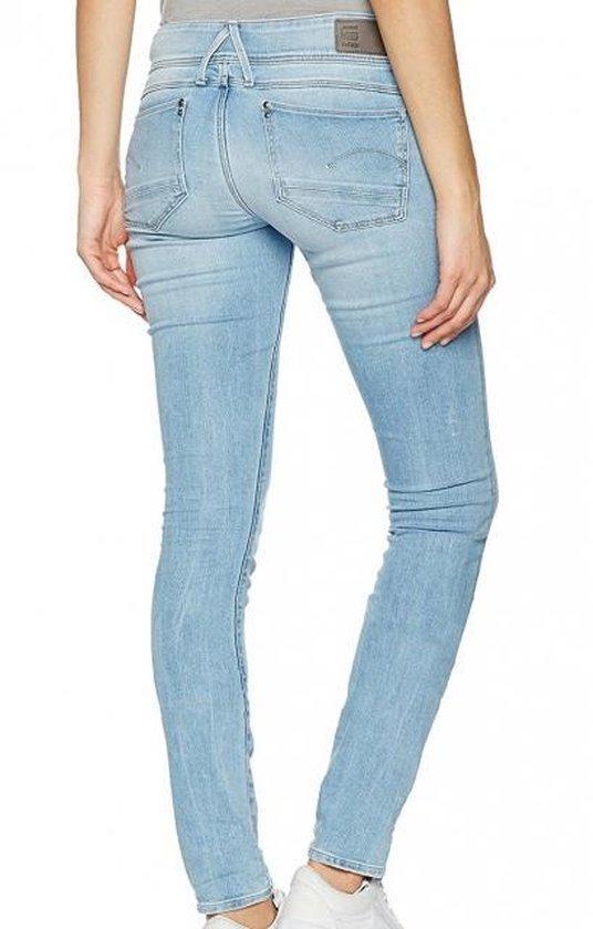 G-star lynn mid skinny jeans - Maat W24-L32
