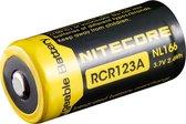 Nitecore NL166 Oplaadbare batterij Lithium-Ion (Li-Ion)