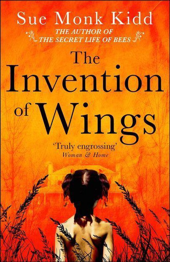 Boek cover The Invention of Wings van Sue Monk Kidd (Onbekend)