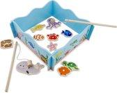 New Classic Toys - Educatief Spel - Magnetisch Visspel