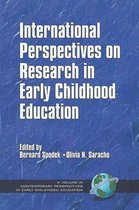 Omslag International Perspectives on Research in Early Childhood Education