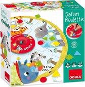 Goula Safari Roulette - Kinderspel