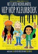 Afbeelding van Het Grote Nederlandse Hip Hop Kleurboek
