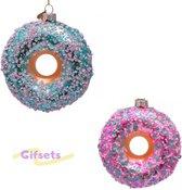 Vondels Kerstboomhanger Donuts - 2 stuks