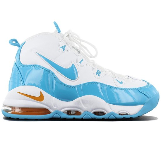 Nike Air Max Uptempo 95 CK0892-100 Heren Basketbalschoenen Sportschoenen Sneaker Wit - Maat EU 42.5 US 9