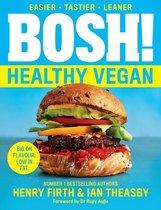 Boek cover BOSH! Healthy Vegan van Henry Firth