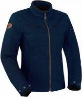 Segura Garrisson Lady Blue Navy Motorcycle Jacket T0