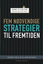 Fem nødvendige strategier til fremtiden