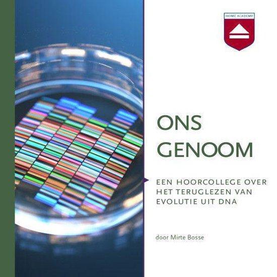 Ons genoom - Mirte Bosse |