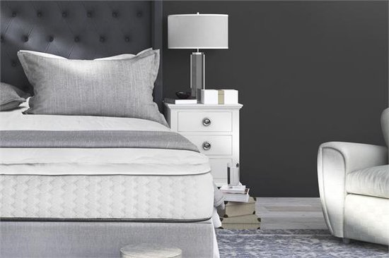 Sleeptime 3D Air Hotel - Topper - Lits-jumeaux - 180x200 - Wit
