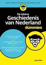 Voor Dummies - De kleine geschiedenis van Nederland voor Dummies