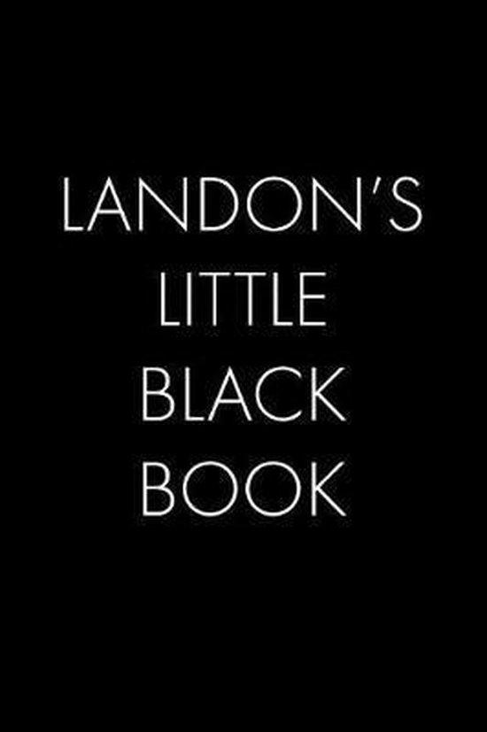Landon's Little Black Book